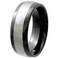 Tungsten Ceramic Band TCR-3056