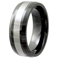 Tungsten Ceramic Band TCR-3060