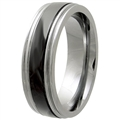 Tungsten Ceramic Band TCR-3082