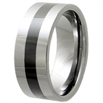 Tungsten Ceramic Band TCR-3086