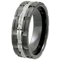 Tungsten Ceramic Band TCR-3093