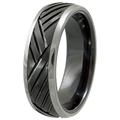 Tungsten Ceramic Band TCR-3094